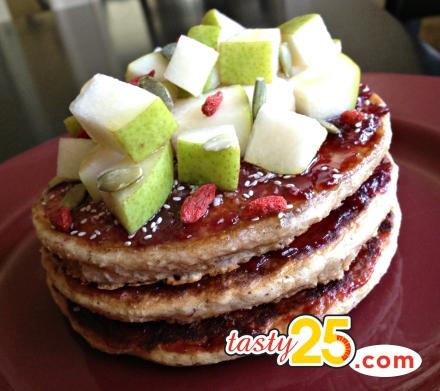 Cinnamon_Oatmeal_Pancakes